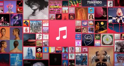 apple music album cover art