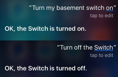 HomeKit-Siri