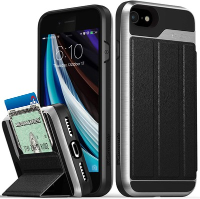 VENA wallet case iPhone SE
