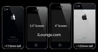 ilounge iphone 5 taller