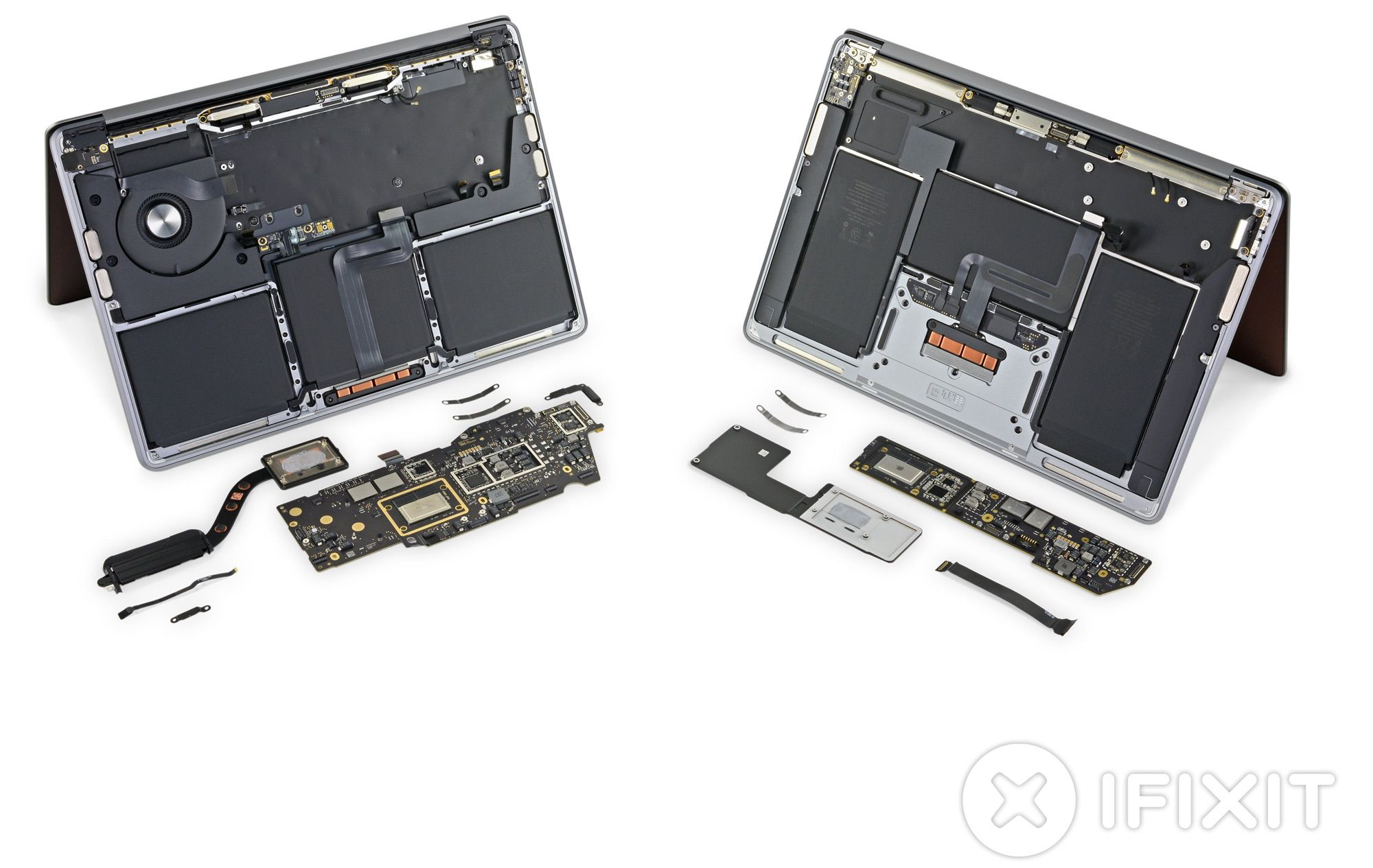 iFixit Teardown: M1 MacBook Pro and MacBook Air Internals Nearly Identical to Intel Models – MacRumors