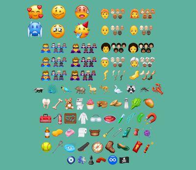 2018 emoji image