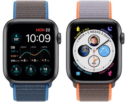 watchos7multiplecomplications