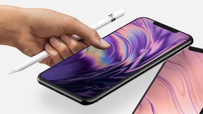 apple pencil iphone