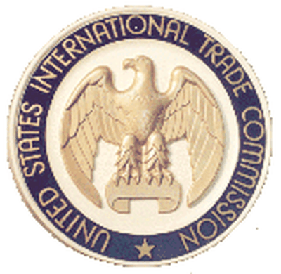 United States International Trade Commission seal