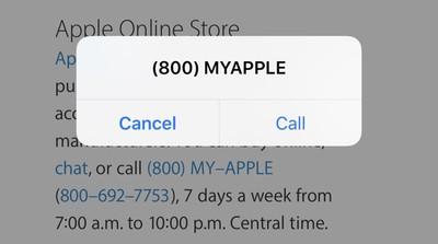 iphonelinkcall