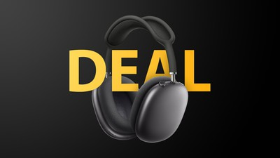 AirPods Max Deal Feature Black