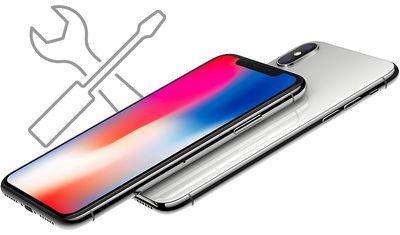 iphone x service repair fees