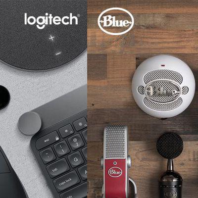 logitech blue acquisition