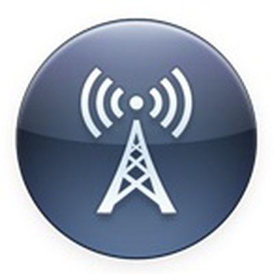 itunes radio round icon