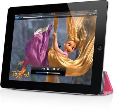 105555 ipad 2 display