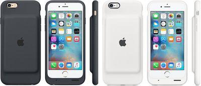 iphone smart battery case twitter