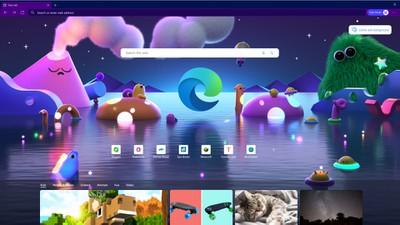 edge browser KM Night Mode