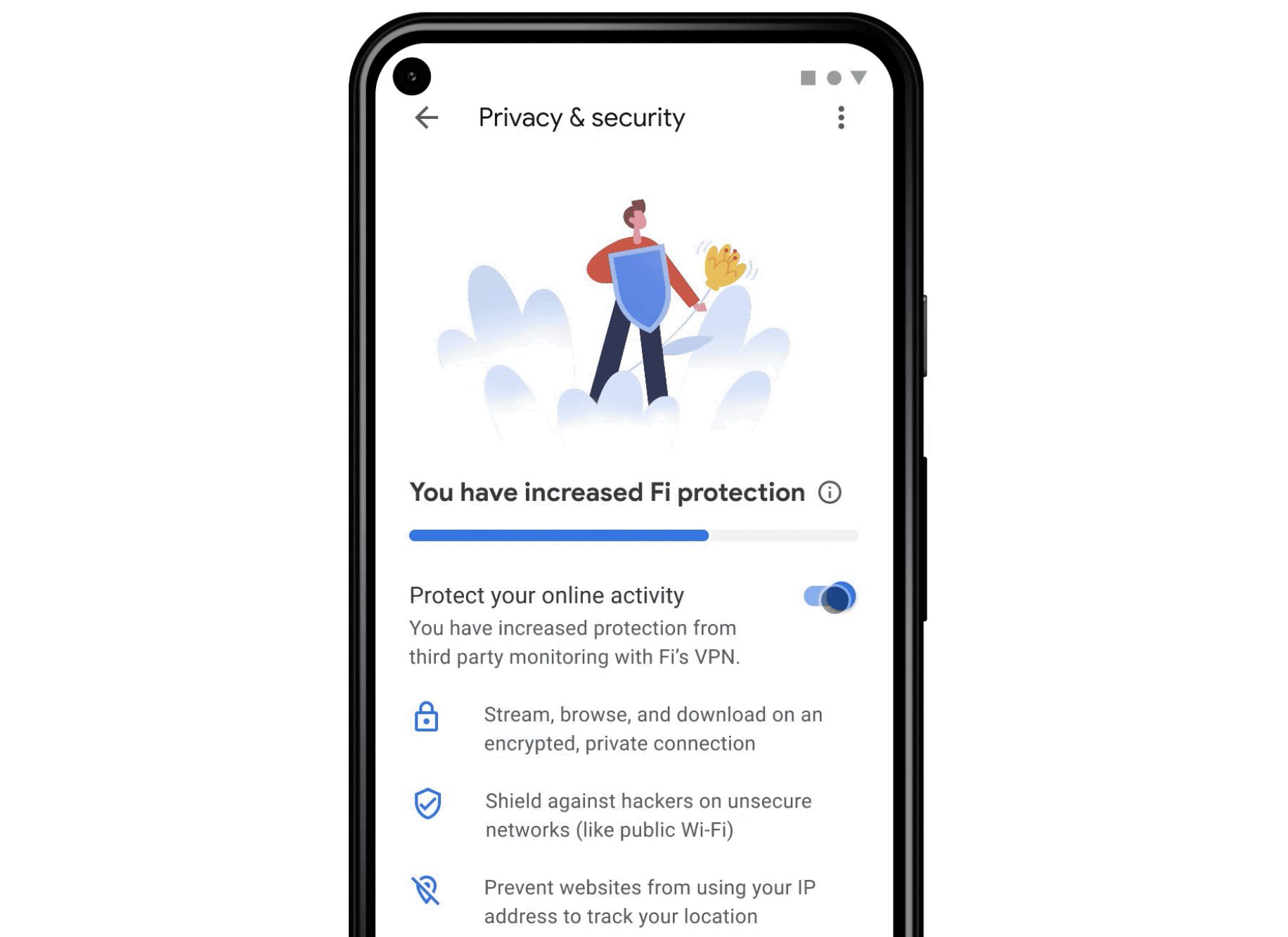 Google Fi Expanding VPN to iPhone Users Starting This Spring