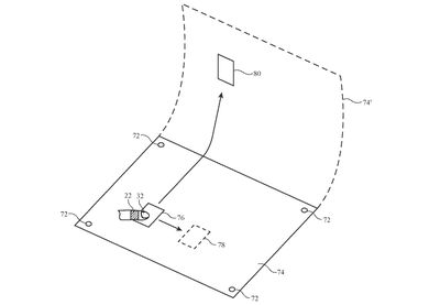 finger mounted device patent ar application