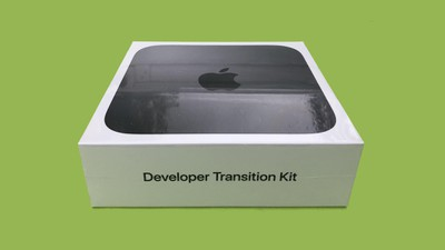 mac mini developer transition kit photo feature