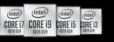 intel comet lake desktop